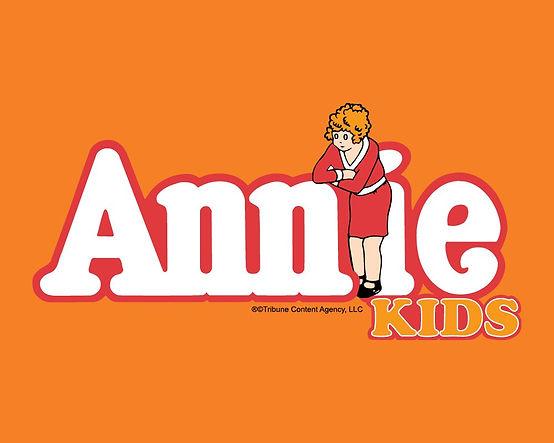 Annie Kids IN-PERSON 3/6