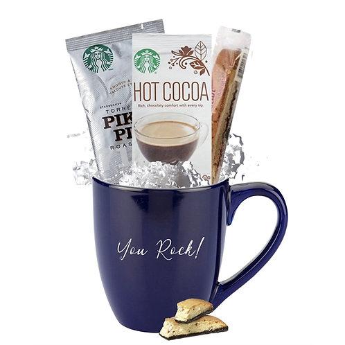 Best of Starbucks Gift Mug