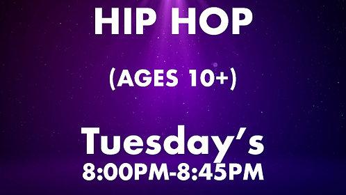 Hip-Hop (Ages 10+)