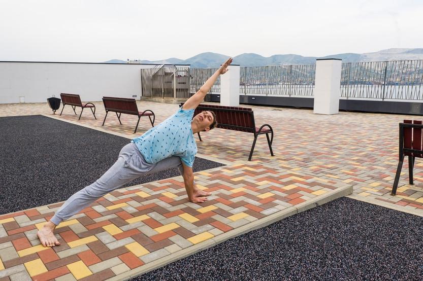 йога в Новороссийске, йога с Вячеславом