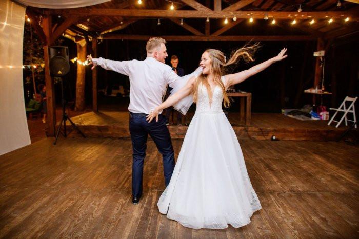 свадьба, свадебный танец, танец на свадь