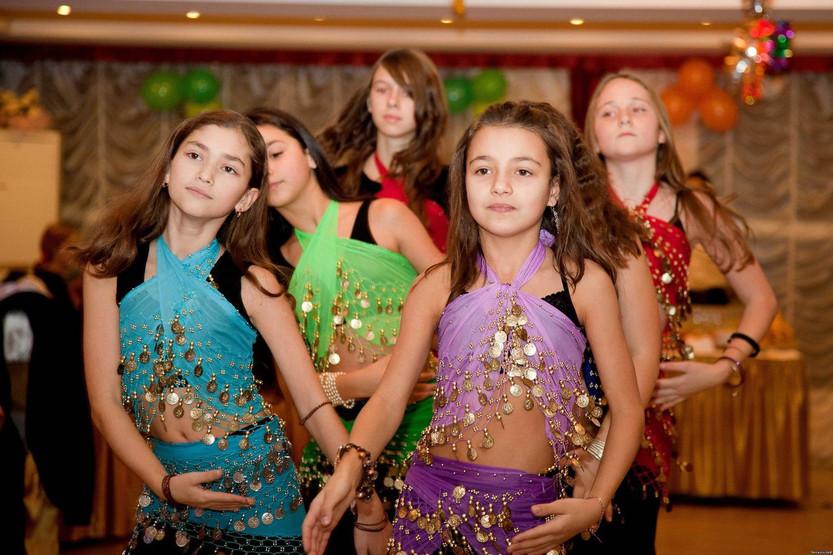 танец живота, танцы для девочек, восточн