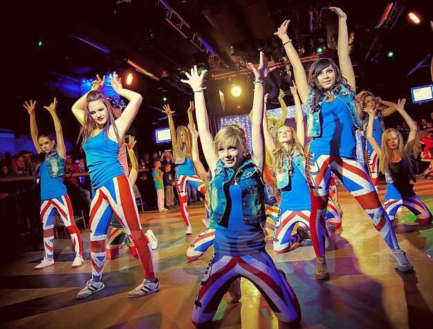 современные танцы для подростка в Новоро