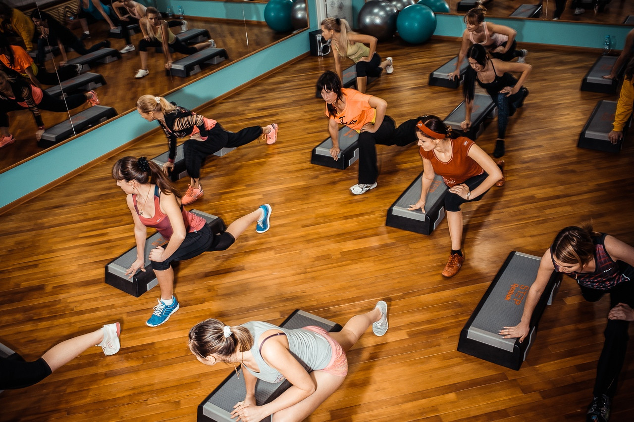 фитнес, школа фитнеса в Новороссийске, п
