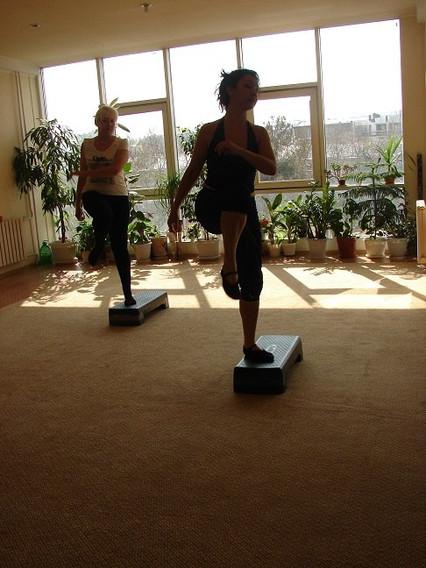 фитнес для женщин Новороссийск, школа фи