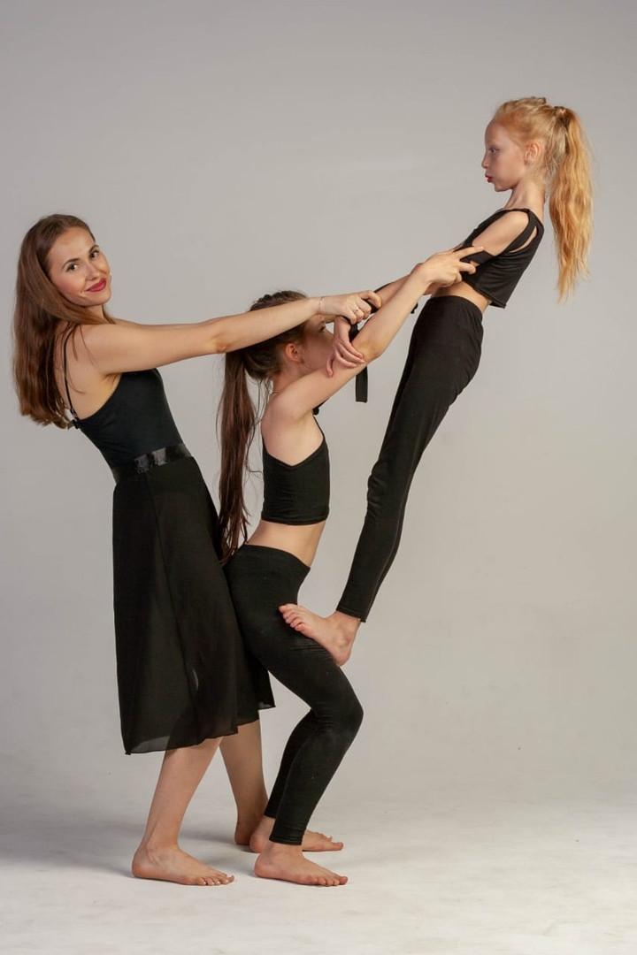 танцы для девочек, школа танцев в новоро