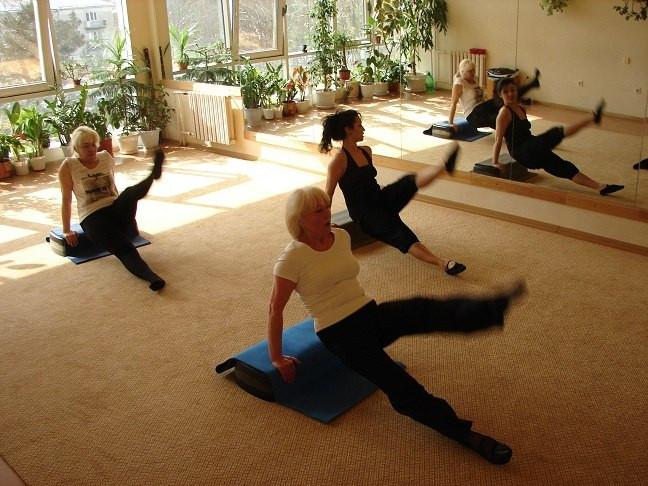 фитнес для женщин в Новороссийске, фитне