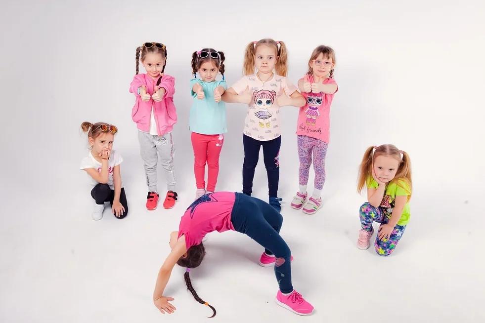 танцы для детей, записать ребенка на тан