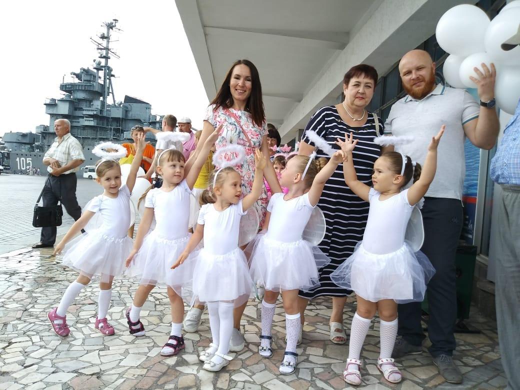танцы для малышей в Новороссийске 2019.j