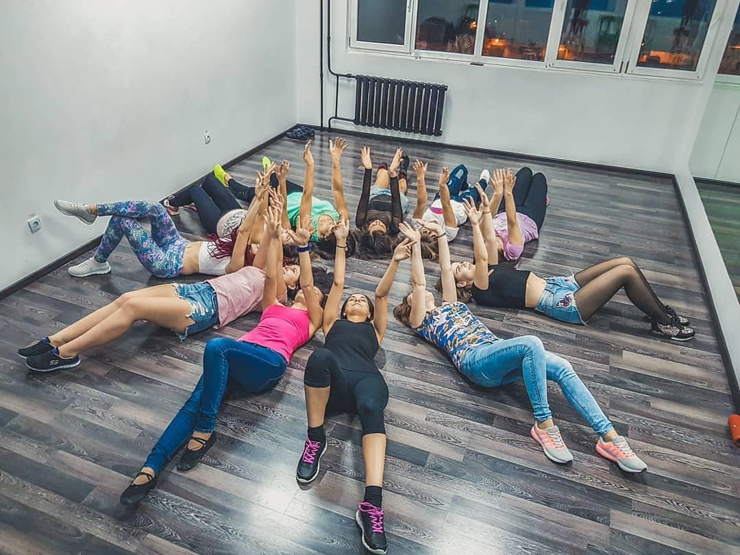 танцы, студия танцев, танцы в Новороссий