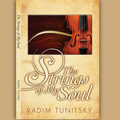 The Strings of My Soul (Book)