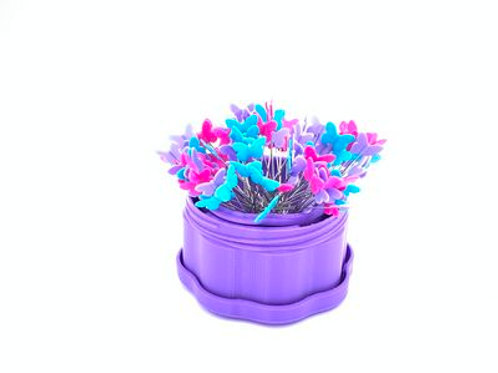 Magnetic Pin Cup Lilac