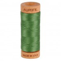 Aurifil 80 weight 2890 Very Dark Grass