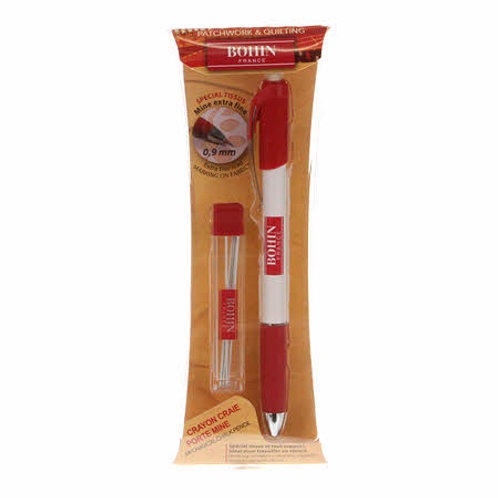 Bohin Mechanical Pencil .9mm white