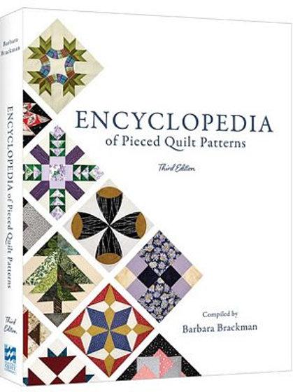 Barbara Brackman's Encyclopedia of Pieced Quilts Patterns