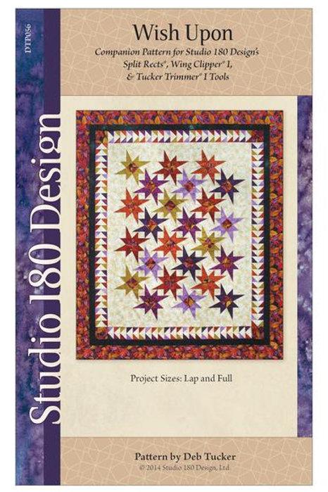 Wish Upon a pattern by DebTucker of Studio 180 Designs
