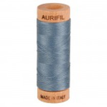Aurifil 80 weight 1246 Dark Grey