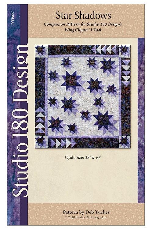 Star Shadows by Deb Tucker of Studio 180 Designs