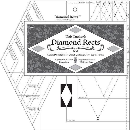 Diamond Rects  by Deb Tucker's Studio 180 Designs
