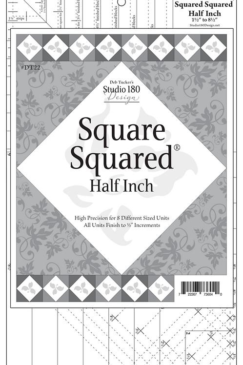 Square Squared Half Inch from Studio 180 Designs