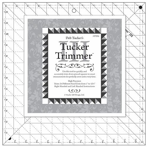 Tucker Trimmer III Studio 180 Designs