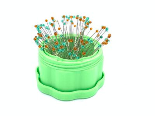 Magnetic Pin Cup Light Green