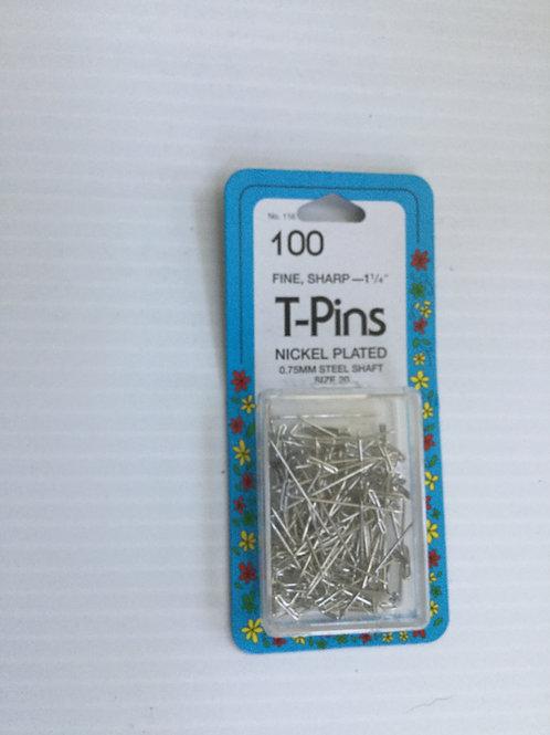 T-Pins