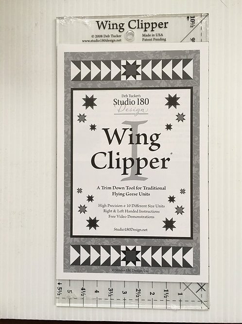 Wing Clipper I by Deb Tucker's Studio 180 Designs