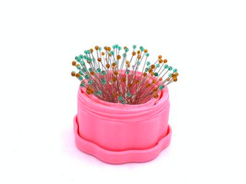 Magnetic Pin Cup Pink