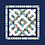 Thumbnail: Suenami pattern by Deb Tucker's Studio 180 Designs