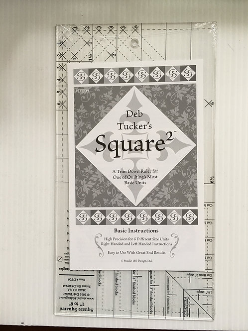 Square Squared  by Deb Tucker's Studio 180 Designs