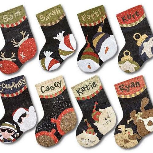 Eight Stockings