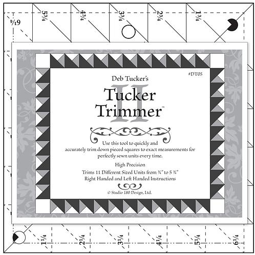 Tucker Trimmer II From Deb Tucker's Studio 180 Designs