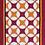 Thumbnail: Peach Melba a pattern from Deb Tucker of Studio 180 Designs