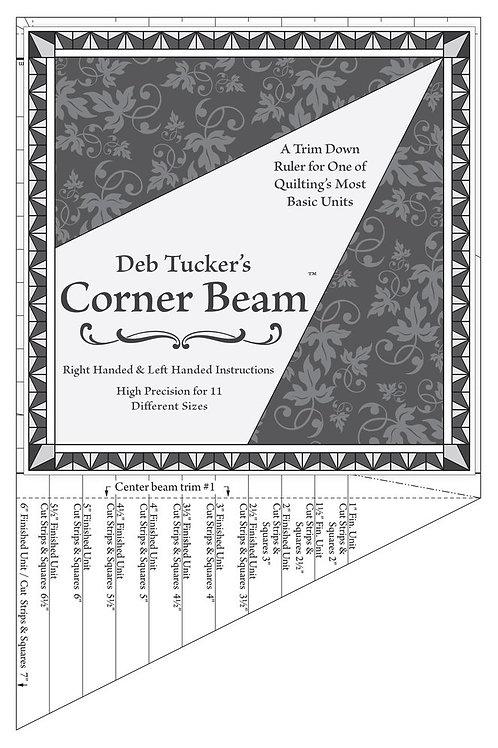 Corner Beam by Deb Tucker's Studio 180 Designs