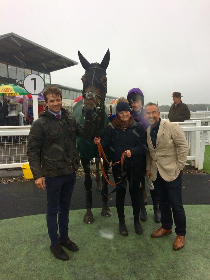 The Cannister Man with winning connections