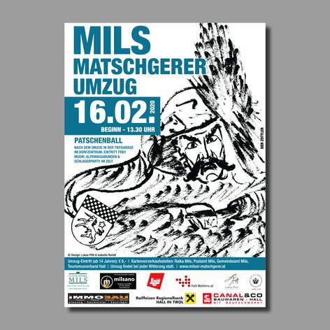 Milser Matschgerer Umzug 2020