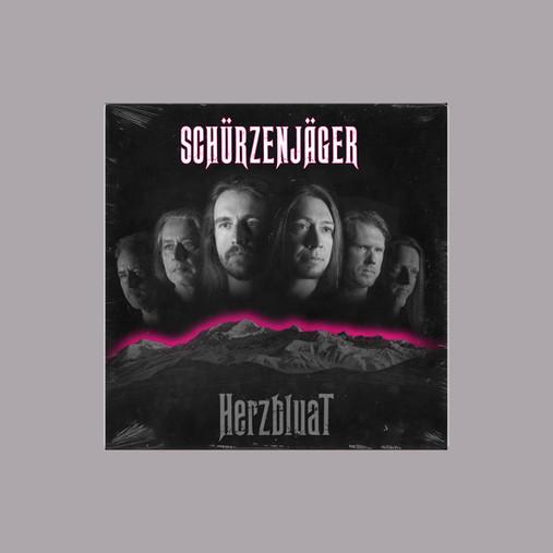 SCHÜRZENJÄGER: CD Produktion