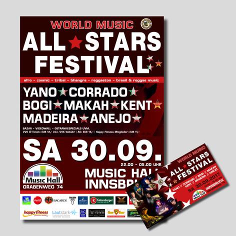 World Music All Stars Festival