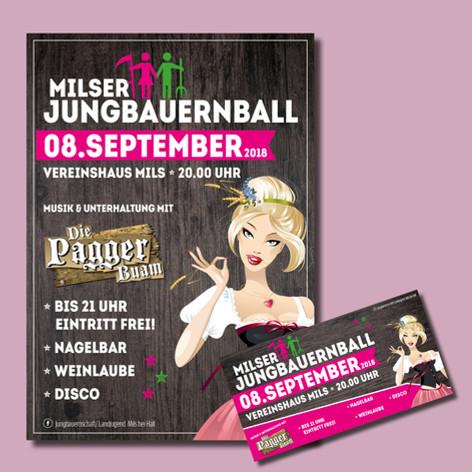 Jungbauernball Mils