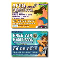 Summerfestivals