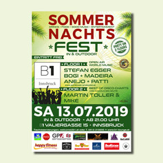 B1 Sommernachtsfest