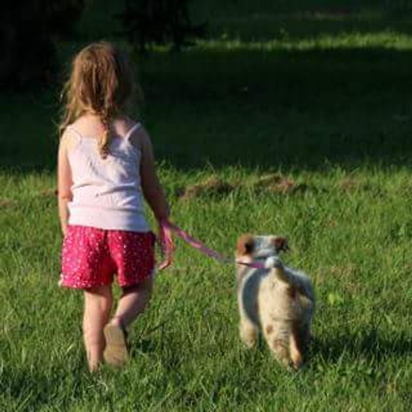Balade canine spéciale Parents-Enfants