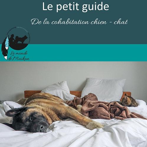 Le petit guide de la cohabitation CHIEN/CHAT