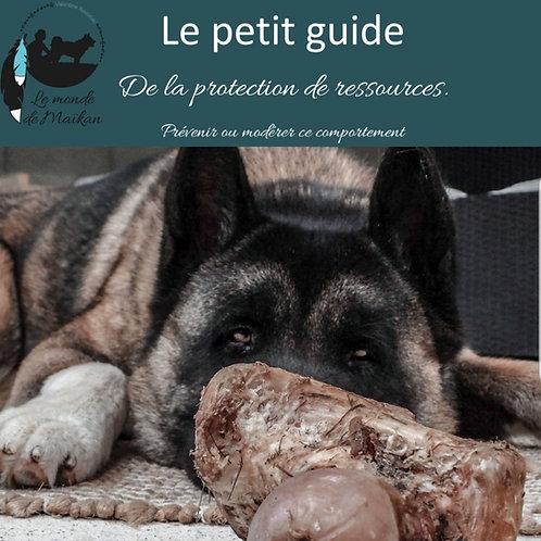 Le petit guide de la protection de ressources