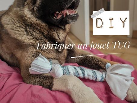 DIY Fabriquer un Tug pour chien