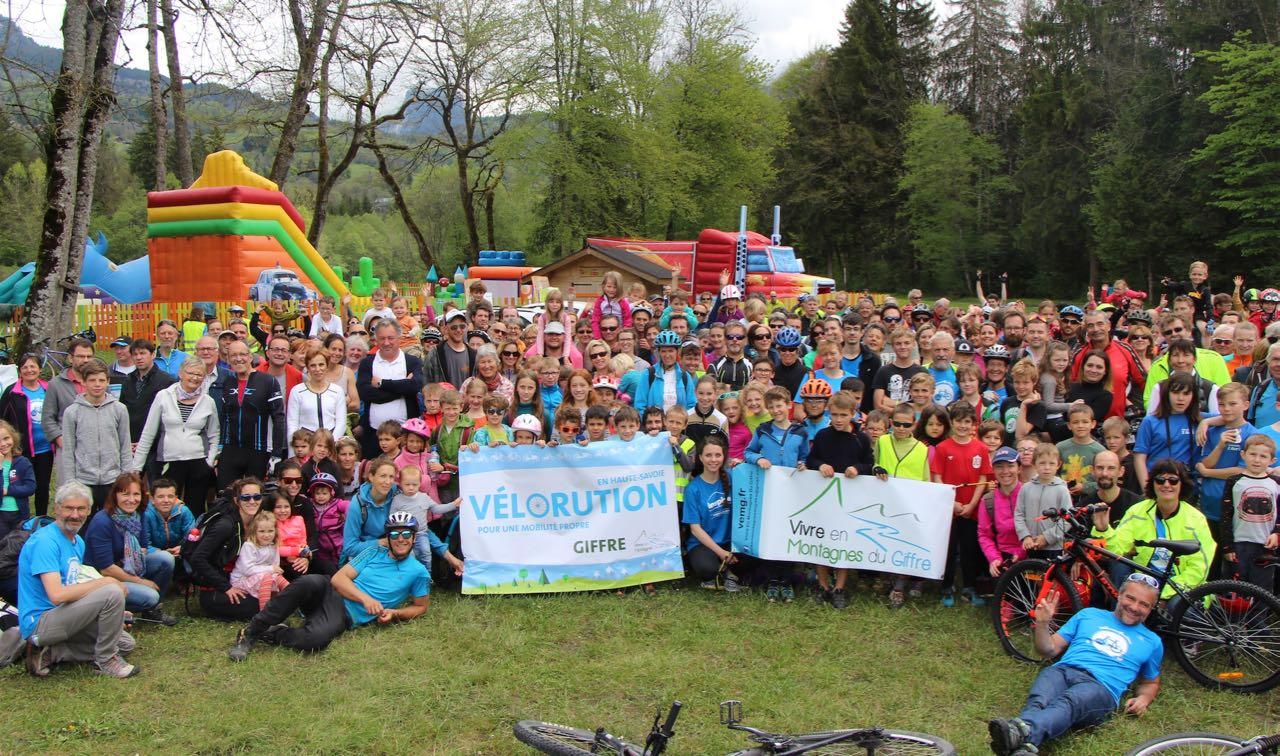 3e VéloManifestive - Giffre