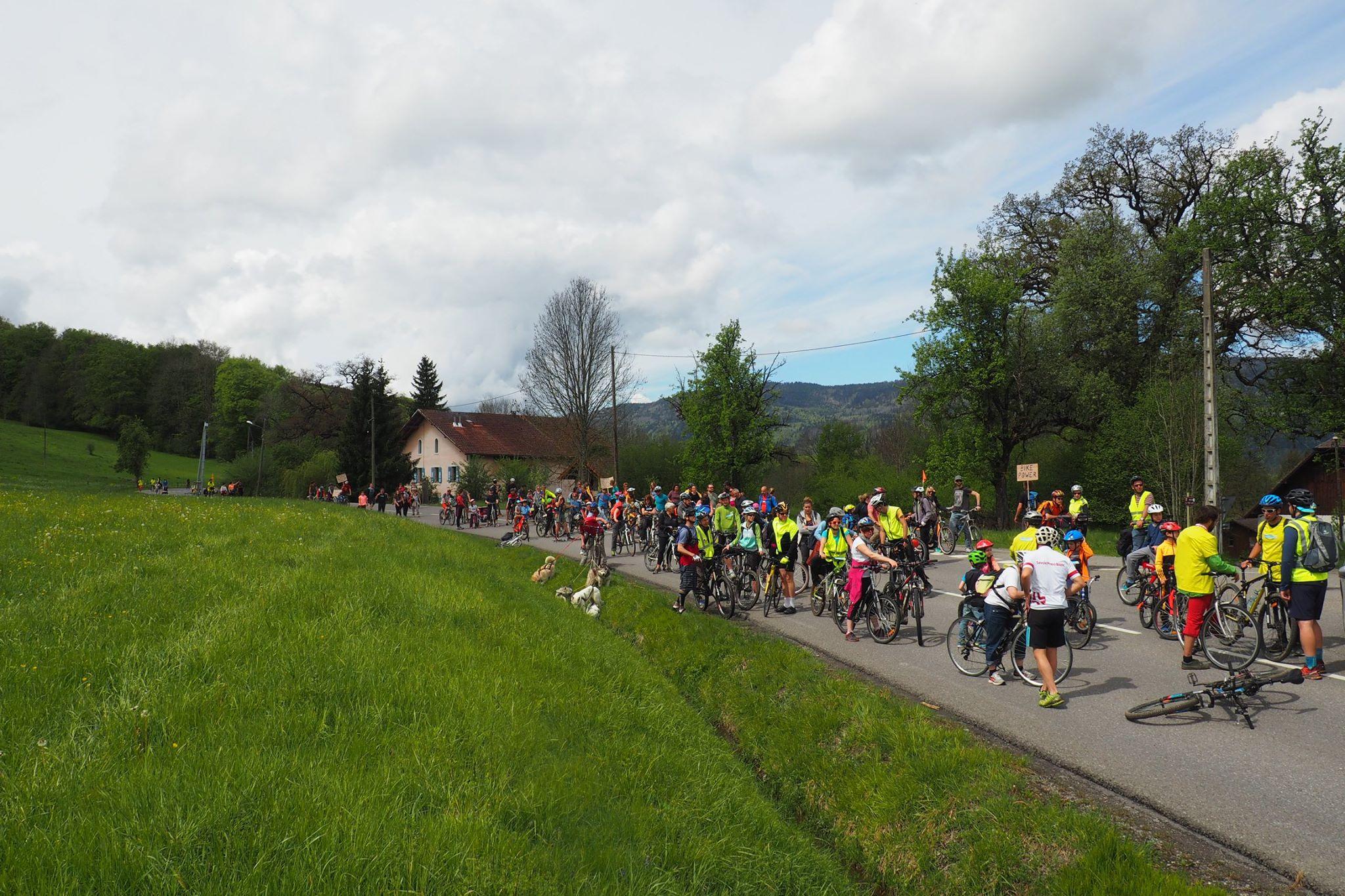 Vallée Verte - Vélorution 2017