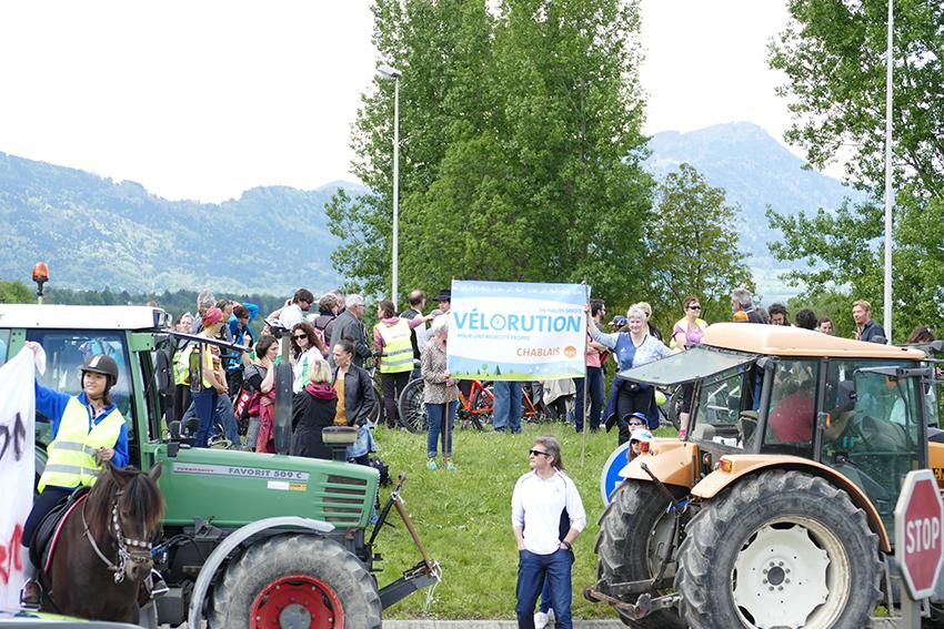 Chablais – AgroVélorution de l'ACPAT