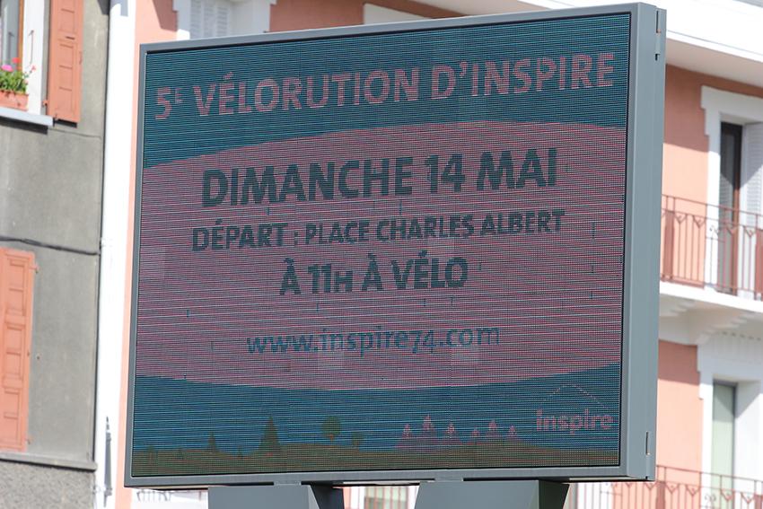 Mont-Blanc – 5e Vélorution